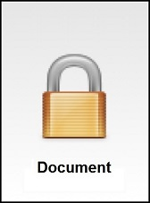 Document Locked